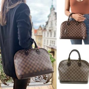 💎✨BEAUTIFUL✨💎 Damier Ebene Alma
